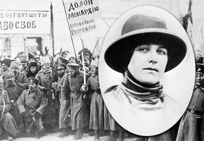 Лариса Рейснер: жестокая революционерка, чью смерть оплакивали нелюбители революции