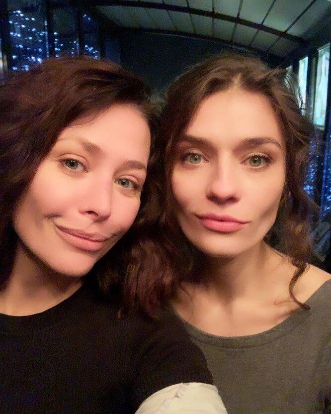 Екатерина Волкова, Валерия Волкова