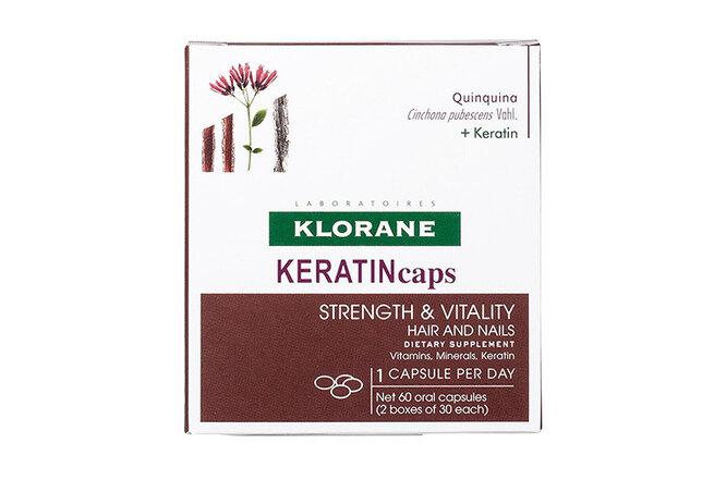 Klorane KeratinCaps Hair Supplements