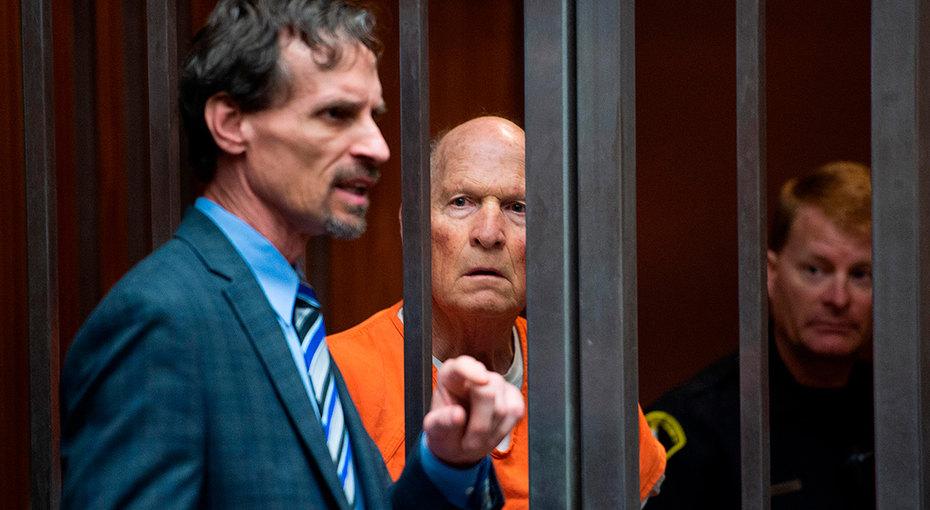Как интернет помог вычислить убийцу-маньяка, которого искали сорок лет