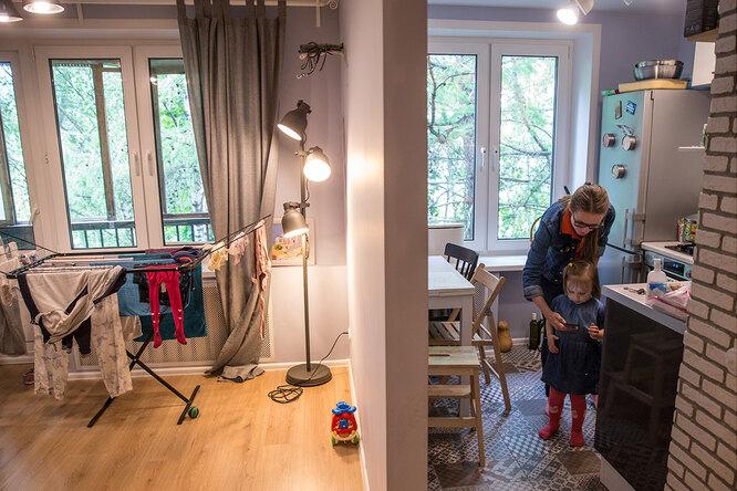 Пробить потолок: как визуально увеличить пространство комнат в«хрущевке»