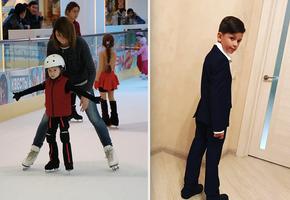 «Мама, я отказался от диагноза аутизм»: про Максима и фигурное катание