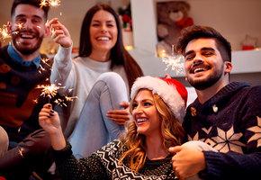 Без оливье и алкоголя: 4 новогодних сценария для тех, кому хочется чего-нибудь новенького
