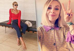 Вязаное тепло:  самых модные свитеры этой зимы
