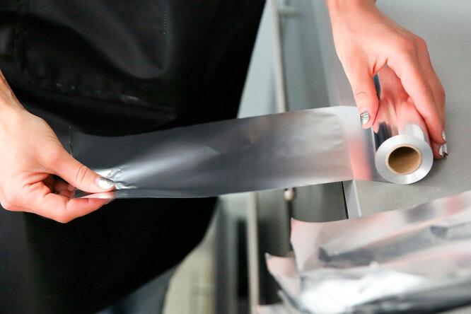 Восемь необычных способов использования алюминиевой фольги