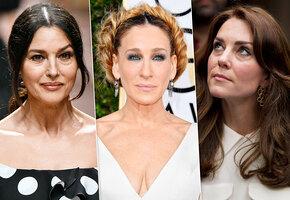 Отеки бьют по всем: известные женщины, страдающие из-за мешков под глазами