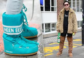 Больше не покупайте! Зимняя обувь, которая вышла из моды в 2020 году