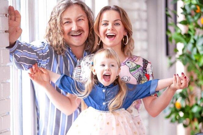 Трехлетняя дочь Игоря Николаева помогла ему сочинить песню