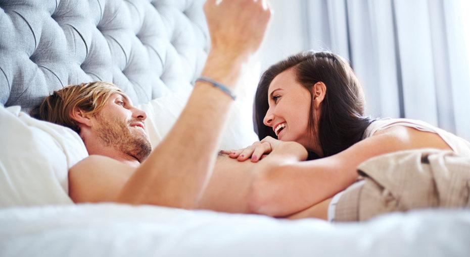 Пять минут - это много или мало: сколько времени люди тратят насекс