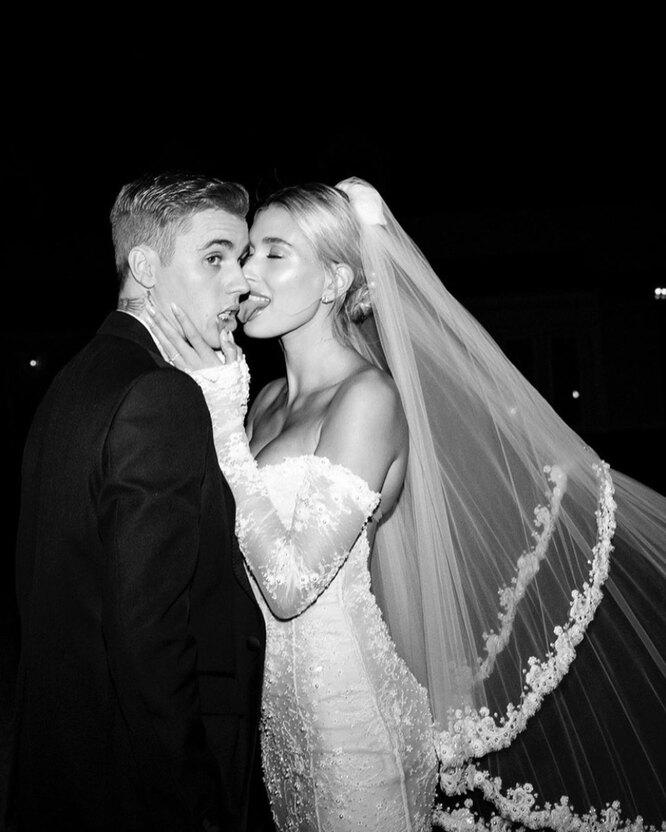 Джастин Бибер и Хейли Болдуин сыграли свадьбу в сентябре 2019 года