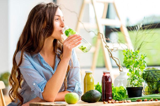 10 продуктов длядетокса, которые активируют метаболизм иулучшат состояние кожи