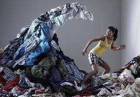 100 вещей за час: как избавиться от всего лишнего