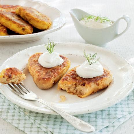 Рецепт картофельных котлет