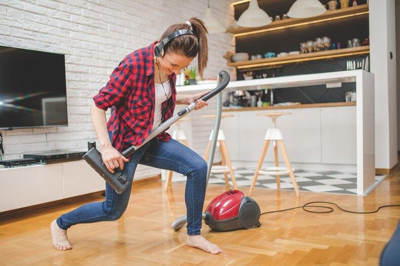 Как правильно убрать дом после болезни — чтобы незаразиться вновь