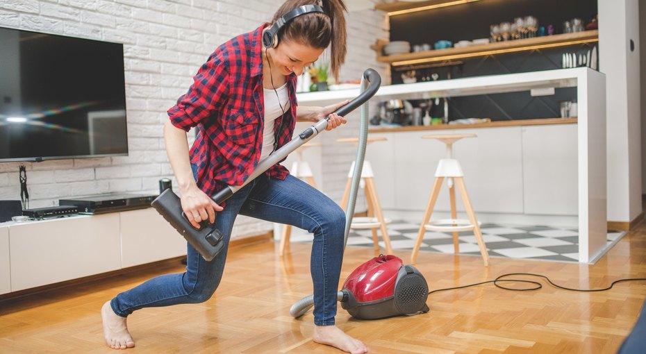 Как правильно убрать дом после болезни - чтобы незаразиться вновь