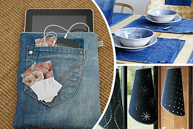 20 суперпрактичных идей изстарых джинсов. А вы хотели выбросить!
