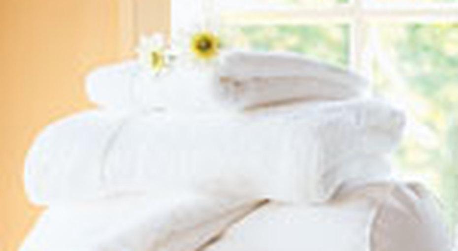 Стираем пуховое одеяло