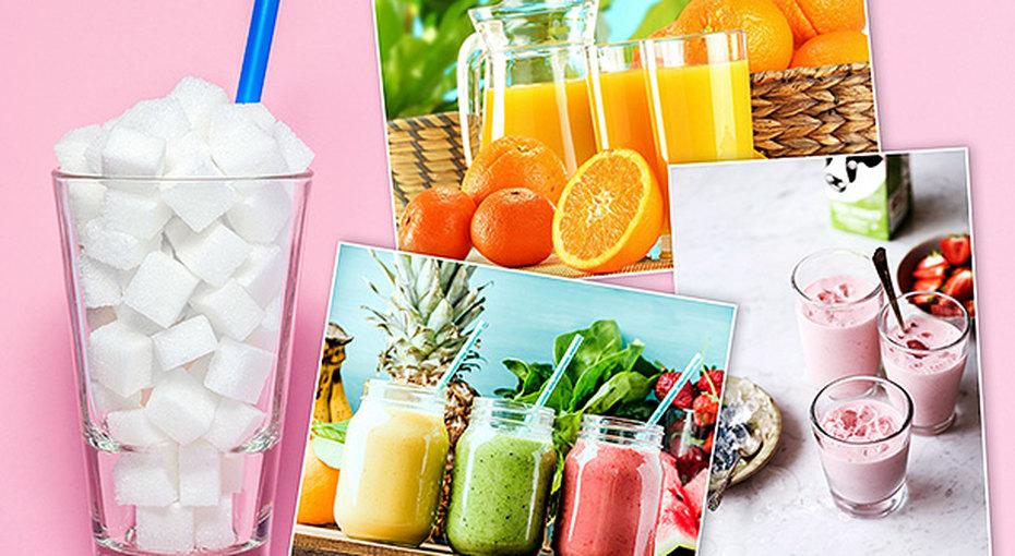 Осторожно, вэтих полезных продуктах сахара больше, чем вконфетах