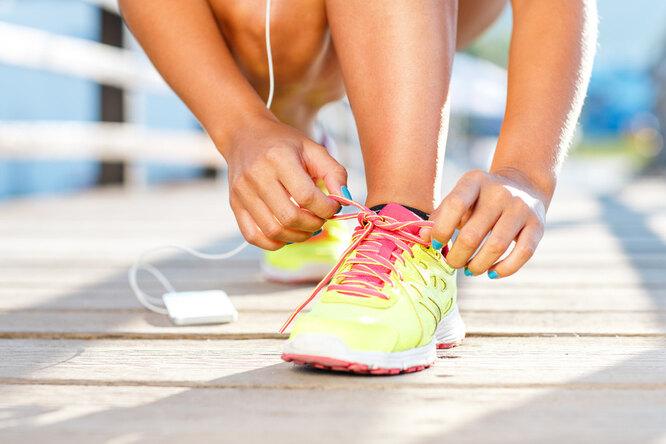 Как правильно бегать: 5 шагов настарте