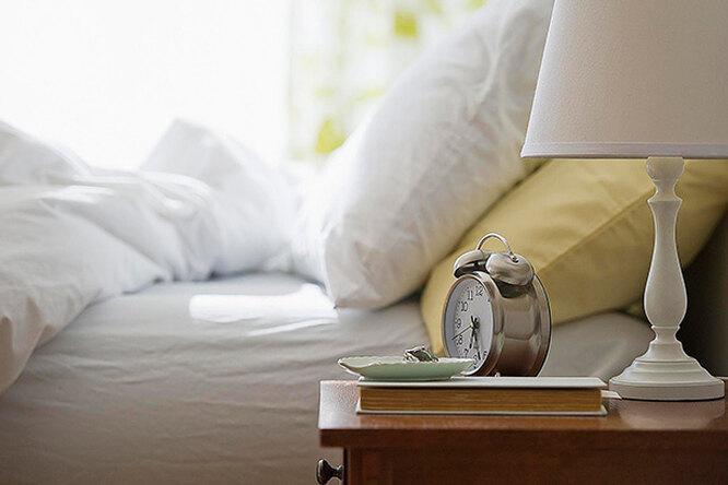 С глаз долой! 10 вещей, которых недолжно быть вспальне
