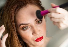 Новогодний макияж: быстро и просто