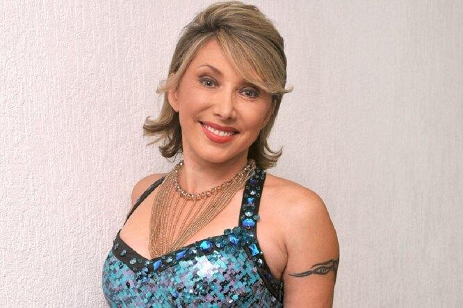 «Рыбачка Соня»: 52-летняя Елена Воробей продемонстрировала стройные ноги вмини-шортах