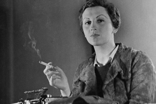 Герда Таро, первая военная фотокорреспондентка: стать легендой заодиннадцать месяцев карьеры