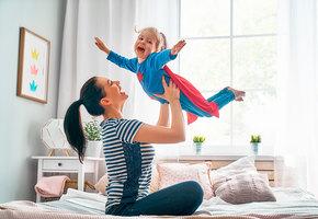 5 простых и действенных идей, чем занять малыша на карантине