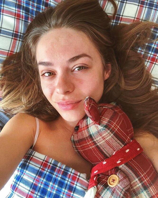 Рина Гришина - востребованная актриса