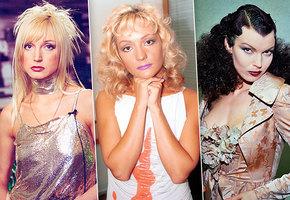 Буйный макияж из 90х: как красились Кристина Орбакайте, Таня Буланова и другие