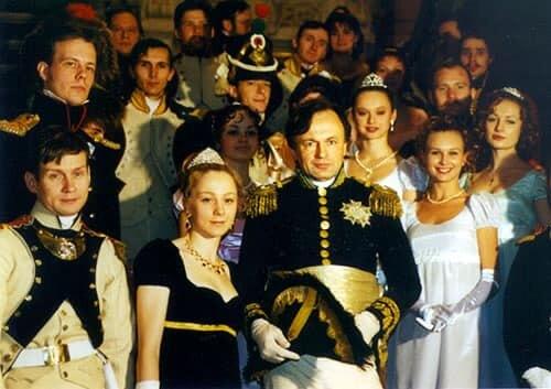Соколов в 2000 году. Фото размещено в Facebook-аккаунте Юлии Ауг