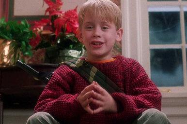 Идеальный рождественский ребенок. История Маколея Калкина из«Один дома»