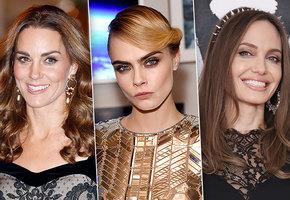 Анджелина Джоли, Кейт Миддлтон, Мила Кунис: из-за чего комплексуют звездные красавицы
