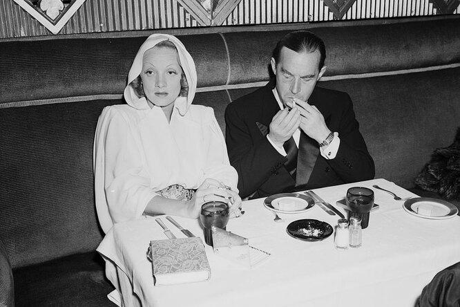 Ремарк иМарлен Дитрих: несчастная любовь великого писателя