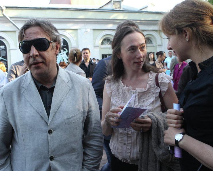 Михаил Ефремов иСофья Кругликова