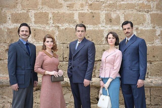 Фото: турецкие сериалы. «Кипр»