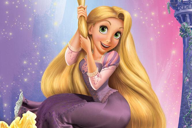 Принцесса Рапунцель: 15 советов, чтобы отрастить волосы