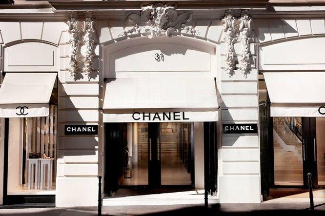 Бутик Шанель 31 Rue Cambon
