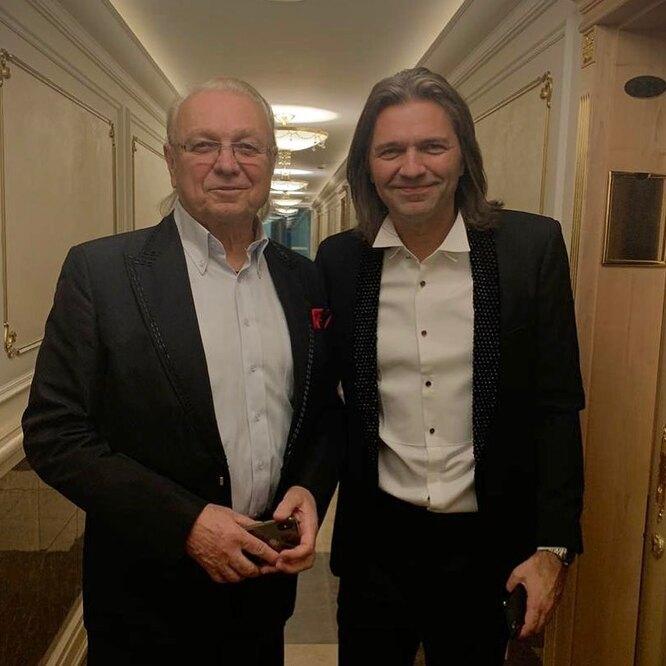 Дмитрий Маликов, Юрий Маликов