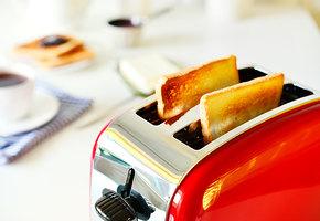 Как почистить грязный тостер за 15 минут
