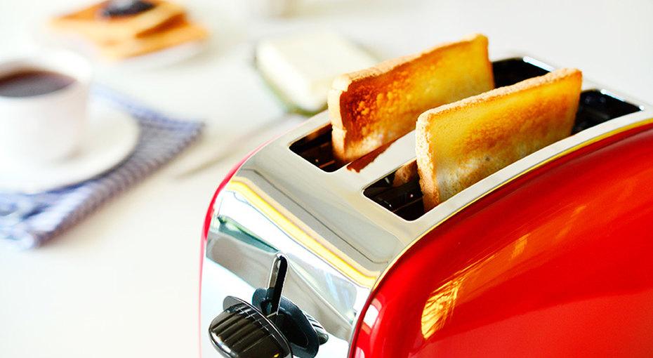 Как почистить грязный тостер за15 минут