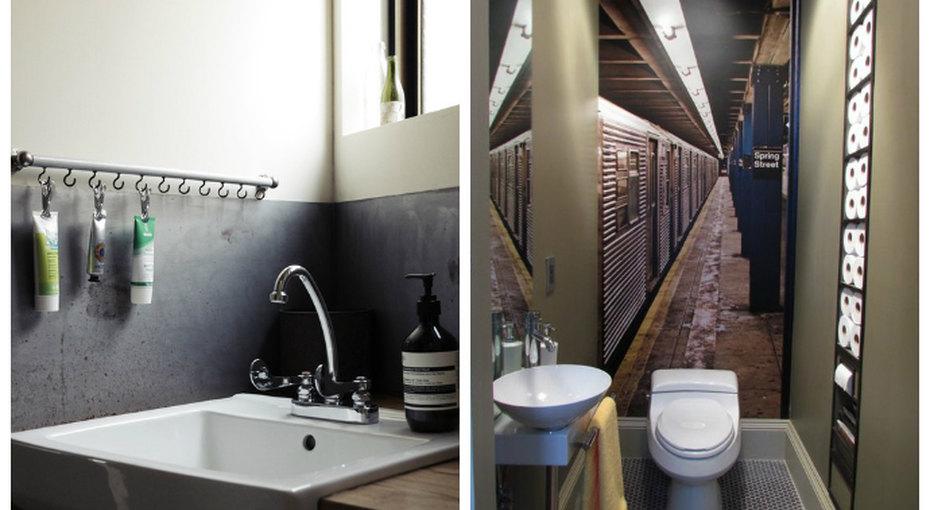 20 идей длямаленькой ванной комнаты итуалета