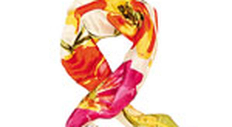Звездный стиль: шелковый шарф