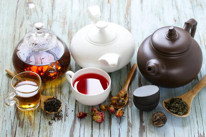 Мате, улун, ромашка, мята — иеще 5 чаев, которые помогают худеть