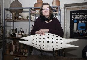 Свободный художник: Елена Хлендовска и её керамические миры
