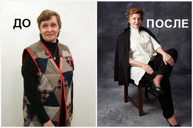 Красивый возраст. Российский фотопроект преобразил обычных пожилых людей