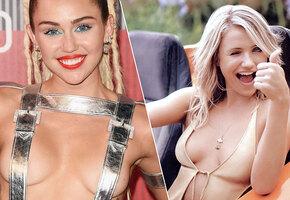 20 фотографий, доказывающих, что маленькая грудь – это вау!
