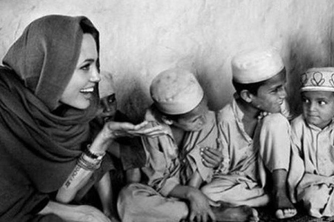 Власти Камбоджи опровергли новость обусыновлении седьмого ребенка  Анджелиной Джоли