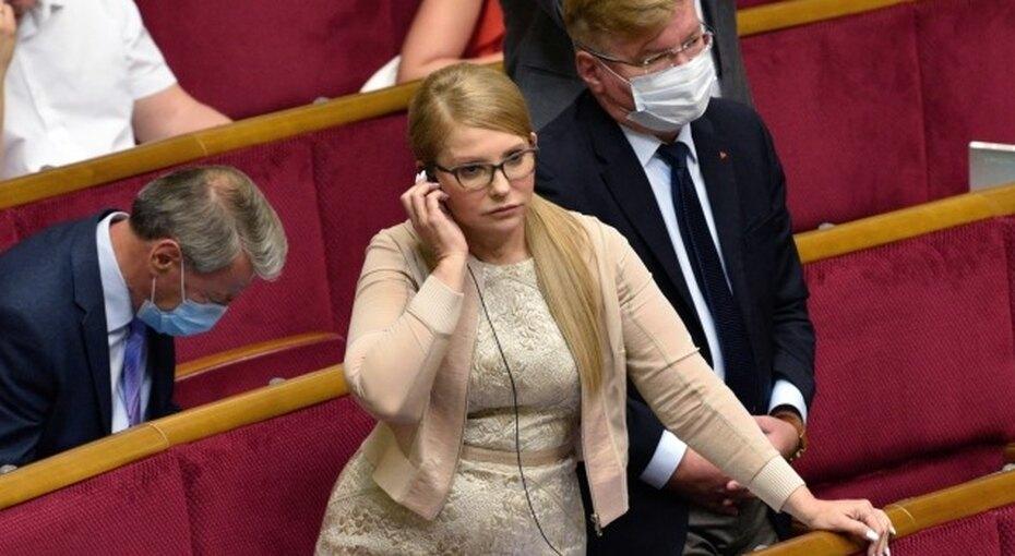 Юлия Тимошенко — вреанимации из-за коронавируса. Что известно сейчас?