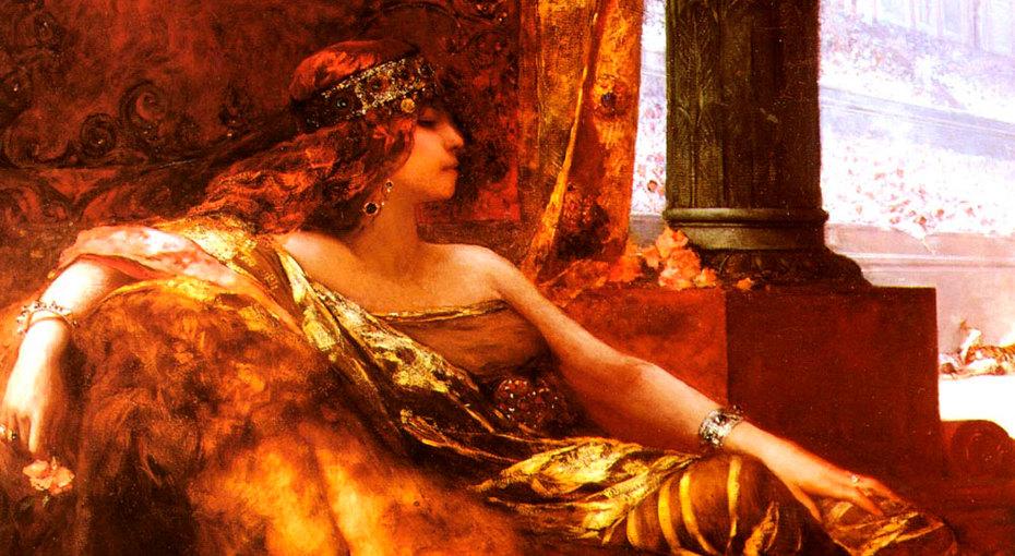 Святая грешница Феодора: легко ли быть императрицей во время Апокалипсиса